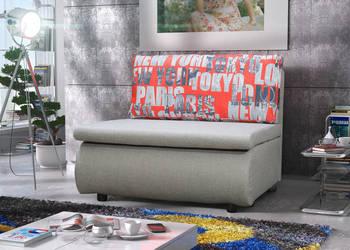 Fotel rozkładany z funkcją spania dla dzieci i młodzieży