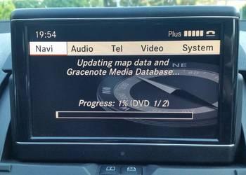 Mercedes Benz Navigations COMAND APS NTG4    212 V12 2018 r.