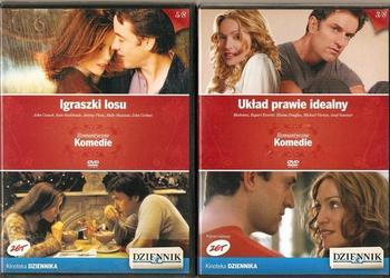 Komedie romantyczne 2 HITY tanio Igraszki losu, Układ prawie idealny