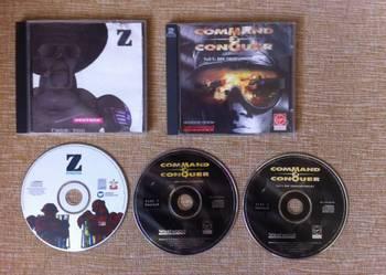 Command & Conquer i Z - unikaty