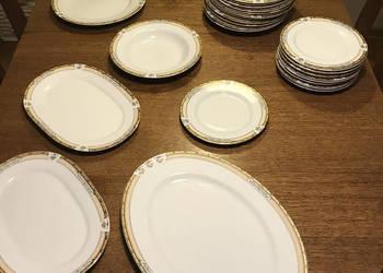 Porcelanowa zastawa Fine Royal Porcelain - 12 osób