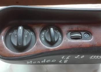 ford Mondeo przelącznik świateł