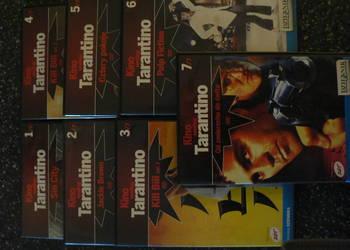 Kolekcja filmów DVD - Kino według Tarantino