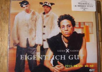 CD, rock ; XAVIER NAIDO--EIGEUNT LICH GUT.