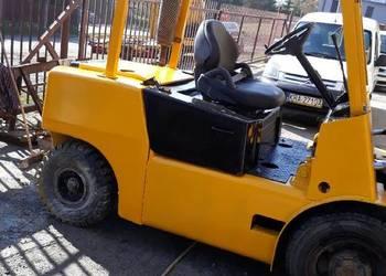 Sprzedam wózek widłowy Bułgar typ 1792
