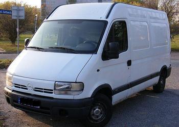 Sprzedam: Opel Movano 2.8 TDI