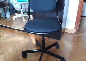 Krzesło obrotowe, ikea, niebieskie Gdańsk Sprzedajemy.pl