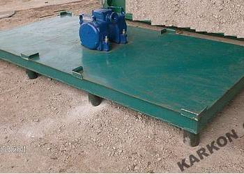 Stół wibracyjny z elektrowibratorem KARKON