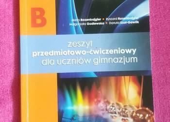 Świat fizyki 2B zeszyt ćwiczeń gimnazjum WSiP