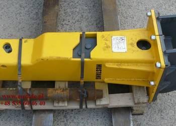 Nowy Młot hydrauliczny MUSTANG HM200 SB 200 195 kg HM 200