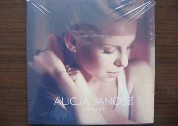 ALICJA JANOSZ Vintage [CD+DVD] Nowa.Folia.NAJTANIEJ!