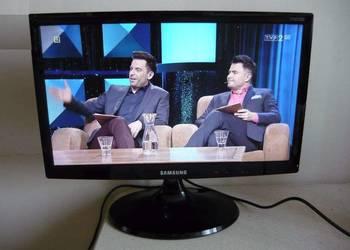 Sprzedam 19 cali telewizor HD TV SAMSUNG LED z dvbt mpeg4