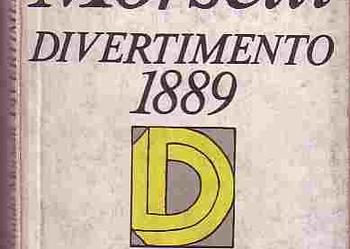 (3059) DIVERTIMENTO 1889 GUIDO MORSELLI