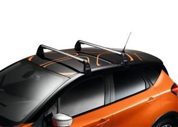 Poprzeczki dachowe Renault Captur - oryginał nowe