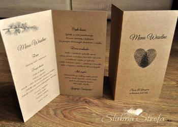Menu weselne menu na wesele