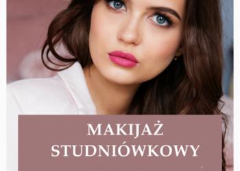 Makijaż studniówkowy, manicure hybrydowy- super cena!