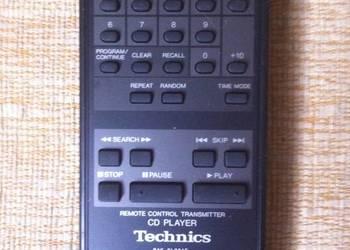 Pilot Technics RAK-SL301E - odtwarzacz/zmieniarka CD