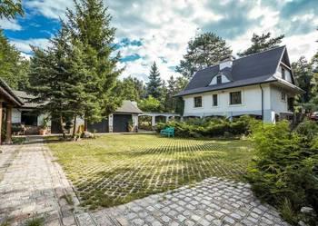 DOM WARSZAWA BIAŁOŁĘKA 250+80 m2- DZIAŁKA BUD.3000 m2