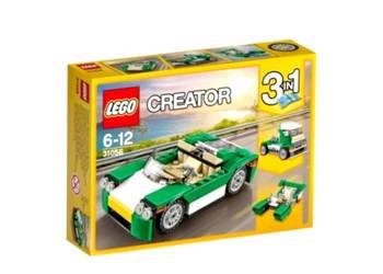 Klocki LEGO - Zielony krążownik 31056. Art. nr Z29