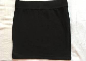 Bershka Spódnica czarna mini