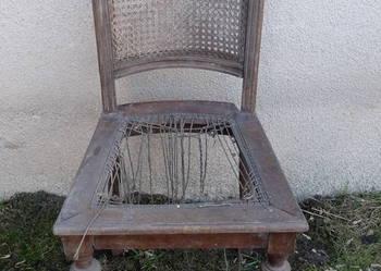 Krzesło z XIX wieku do renowacji 235