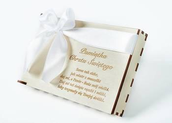 Pamiątka Chrztu Świętego, pudełko na pieniądze NP4