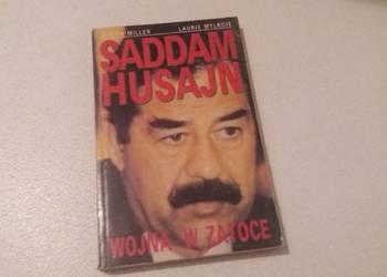 Saddam Husajn  wojna w zatoce