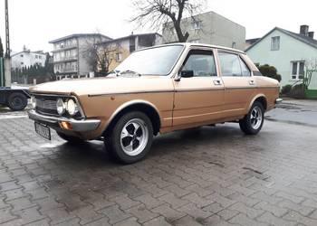 Fiat 132 Fiat Sprawny Kompletny jeżdżący zarejestrowany