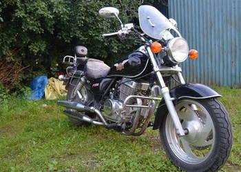 Motocykl FYM FY250 chopper