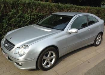 Mercedes-Benz Klasa C 180 Coupe
