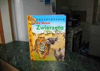 Encyklopedia dla dzieci. Zwierzęta (KSIĄŻKA)