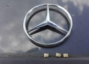 Mercedes 190 W201 emblemat na tylną klape gwiazda znaczek