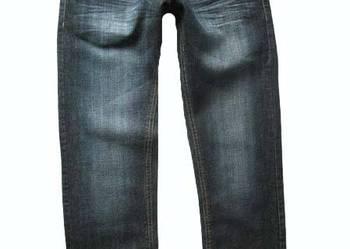 TOM TAILOR JEANS dżinsy spodnie W 28 L 32 pas 75