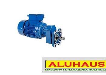 Napęd + przekładnia motoreduktor 0,55kW przenośnik spiralny