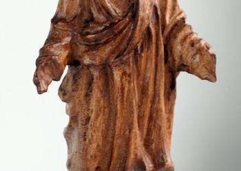 Jezus Chrystus -  Rzeźba 28,5 cm x 12 cm