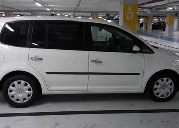 VW Touran 1.6 TDI mały przebieg. Nie zafira, picasso, galaxy