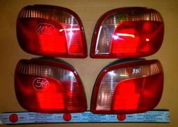 Toyota yaris 1998 | 1999 | 2005 lampa tył prawa lewa