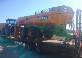 transport maszyn rolniczych budowlanych jcb manitou fastrac