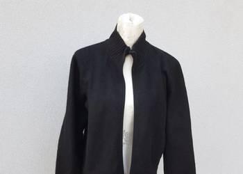 Hugo Boss - wełniana bluza , kurtka