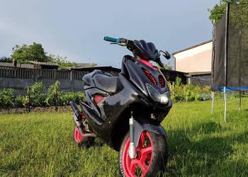 Yamaha aerox 72ccm stage6