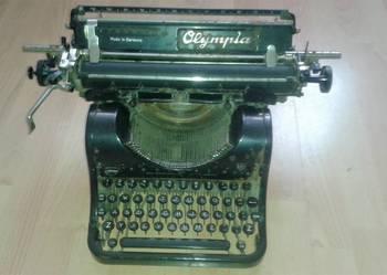 Maszyna do pisania Olimpia niemiecka