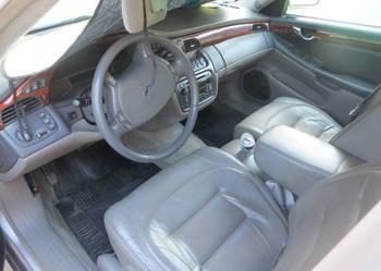 Cadillac Deville  4,6 V8 279 kM Northstar LPG STAG 300