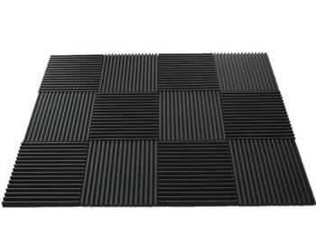 panele akustyczne klin wyciszenie wygłuszenie 3m2 szczecin