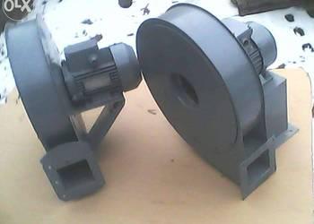 wentylator promieniowy wyciąg nadmuch