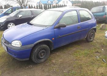 Opel corsa B bez silnika