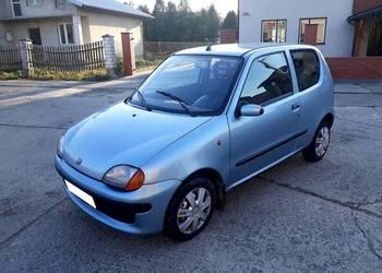 Fiat Seicento 900 LPG Długie Opłaty
