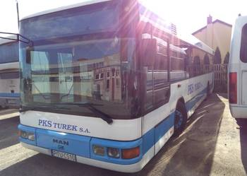 Syndyk sprzeda autobusy