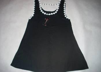 FB SISTER Sukienka LUŹNA Haft NOWA 40 L 42 XL