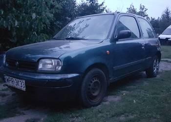 nisan micra 1995r. aut.w czałości lub na części.