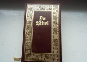 Stara Niemiecka BIBLIA ze Starym i Nowym Testamentem z 1964r